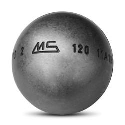 Boules MS 120 (jeu de 3)