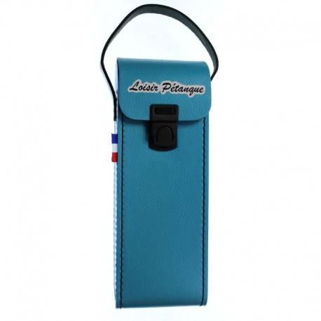 Sacoche rigide bleue Loisir Pétanque
