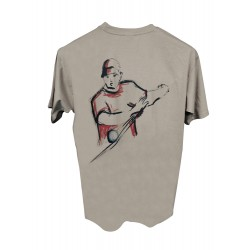 TEE-SHIRT HOMME SABLE