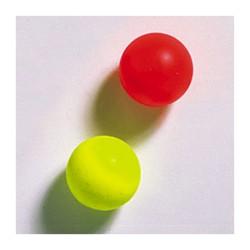 Sac de 25 buts de pétanque Fluo aimantables La Boule Bleue